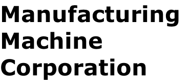 Manufacturing